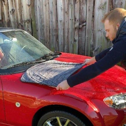 Autovezeldoek Mobile Clean