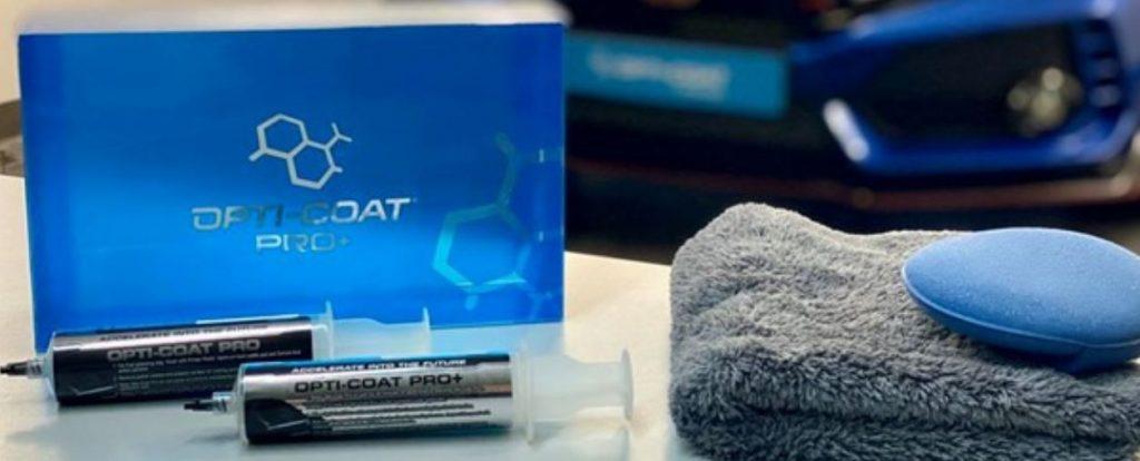 Opti-Coat Pro gamma - Mobile Clean