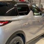 Citroën DS3 met Opti-Coat Pro behandeling door Mobile Clean