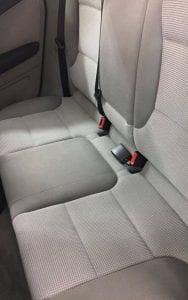 Dieptereiniging Interieur Audi - NA Achter