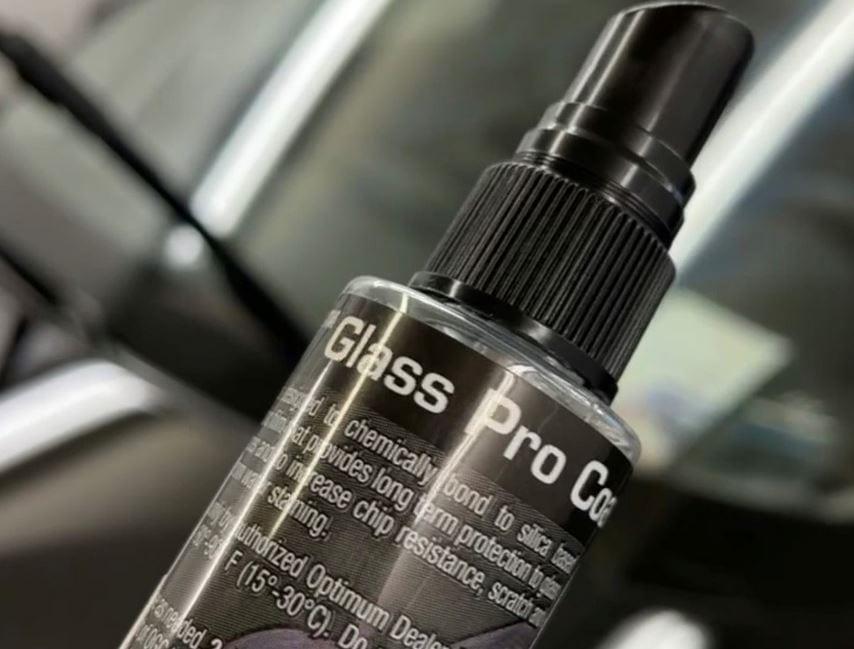 Glas Coating Mobile Clean