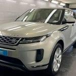 Range Rover Evoque met Opti-Coat Pro behandeling incl. velgen en ruiten