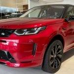 Range Rover behandeling Opti-Coat Pro door Mobile Clean