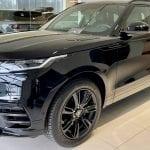 Range Rover met Opti-Coat Pro behandeling door Mobile Clean