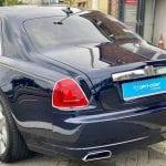 Rolls Royce behandeld met Opti-Coat Pro door Mobile Clean