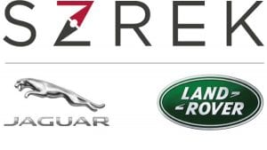 Szrek Jaguar Land Rover logo - Car dealer Mobile Clean