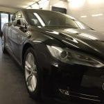 Tesla behandelt met Opti-Coat Pro door Mobile Clean Gentbrugge 5