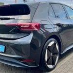 Volkswagen met Opt-Coat Pro behandeling door Mobile Clean