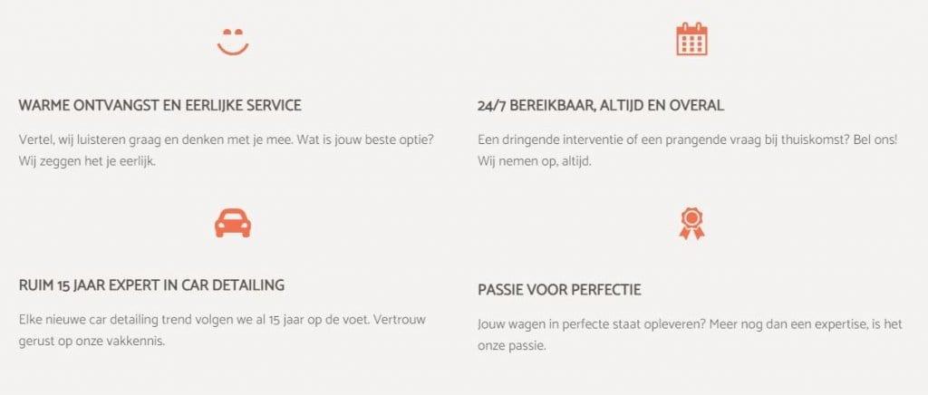 Waarom kiezen voor Mobile Clean, car cleaning & detailing Gentbrugge